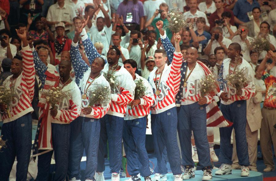 1992 Men's Olympic Basketball