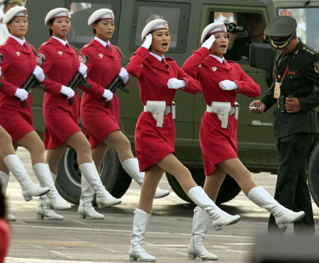 Sexy north korean women