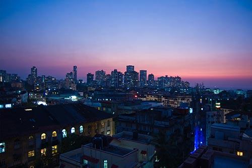 享受魅力孟买 印度最大的国际都市