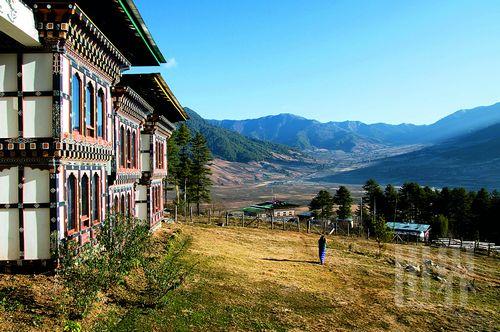 在不丹,才发现美好的风景都是走出来的