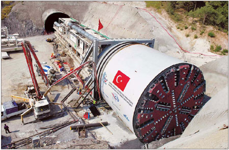 High-speed rail will set the pace in Turkey