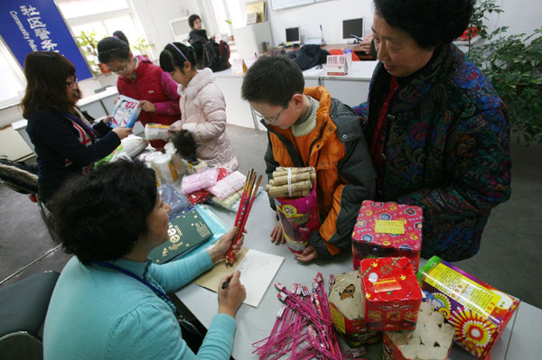 Shops do brisk trade in presents