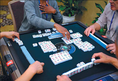 Mahjong's magic casts a growing spell