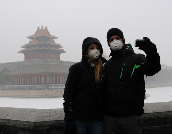 Pollution gives expats a chance to air their concerns