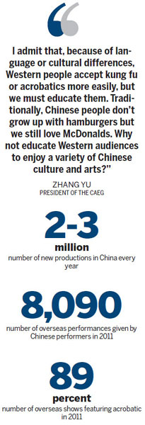 Artists in tune with global audiences