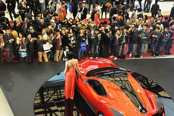 Women, young males eye fancy car market