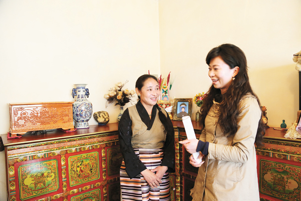 Justice, Tibet style