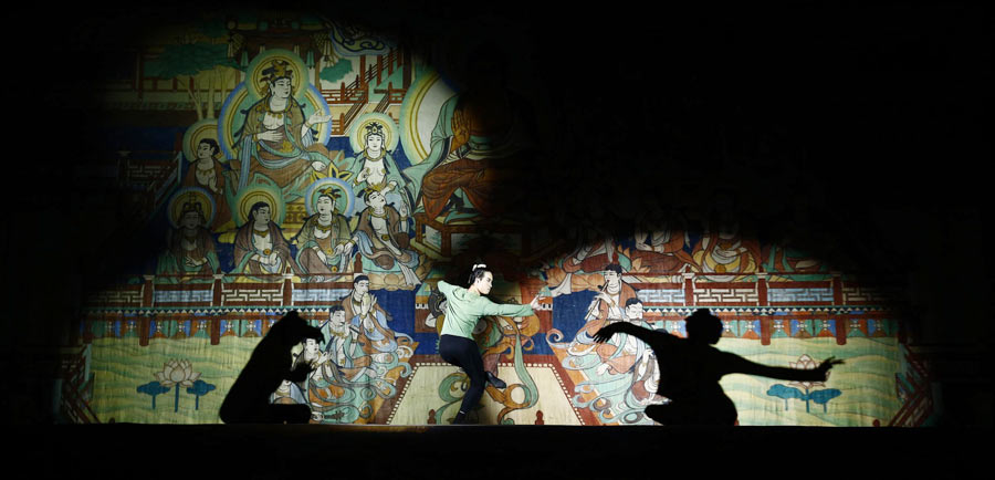 Chinese classic dance drama hits London stage