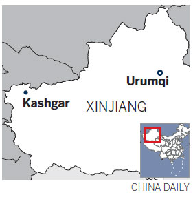 Xinjiang hopes to prove that the west is best