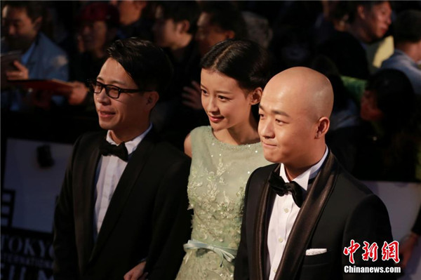 Chinese movie eyes top prize at Tokyo film festival