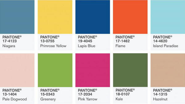 10 most popular colors of 2017 find their way into Palace Museum