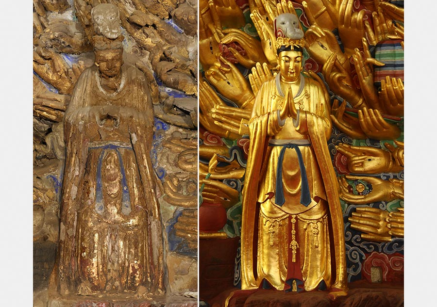 China salutes best cultural relic restorations