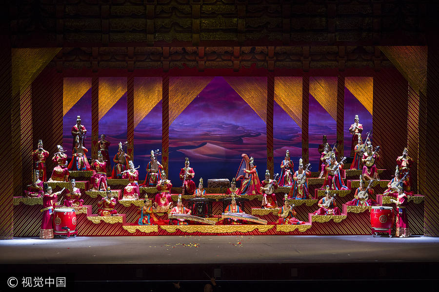 'Journey to the West' played with traditional Chinese instruments