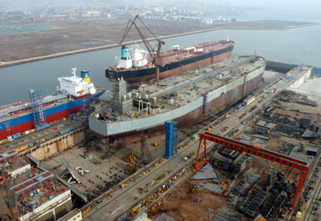 Shipbuilding industry and five forces