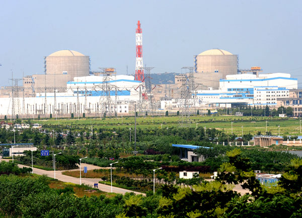Nuclear plants see powerful growth
