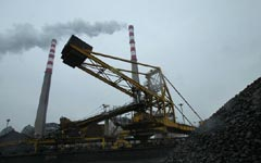 Slower economic growth results in less air pollution