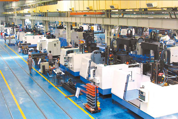 machine manufacture