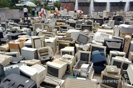 debate ewaste Globally, the debate about how best to manage electronic waste continues to  rage, while in many parts of the world, an informal, unregulated electronic waste .