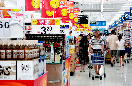 Domestic retailers still new at 'green' efforts