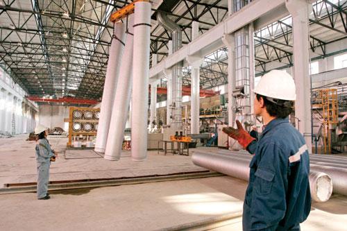 Zhongwang looks overseas for growth
