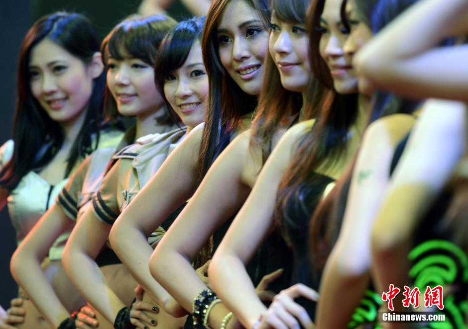 Taiwan girl show 23 - 3 9