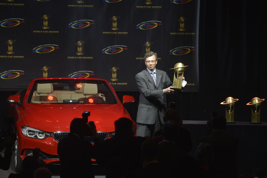2014 World Car Awards at New York Intl Auto Show