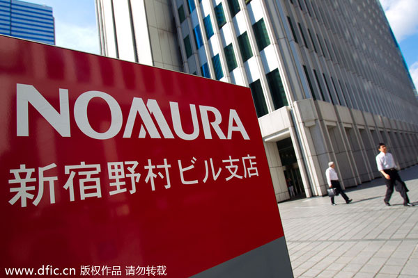 comparing companies nomura and lehman essay Photographs and essay by douglas mcculloh--at a charity auction, douglas mcculloh won the right to name a street in a new development in san bernardino county he chose dream street, and some down on dream street - latimes.