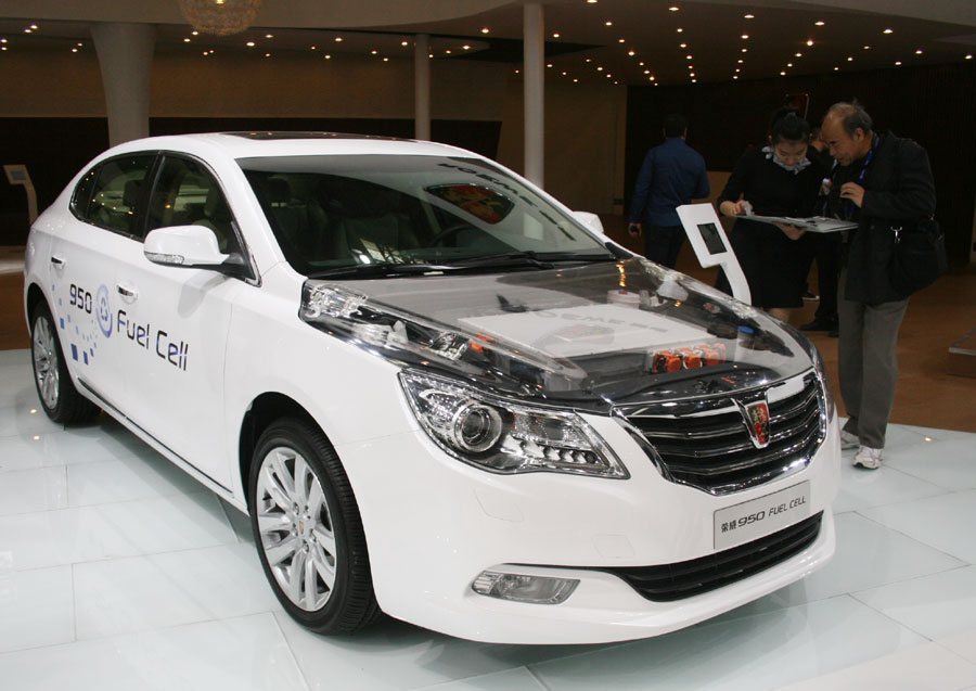 Top 6 largest Chinese carmakers by revenue