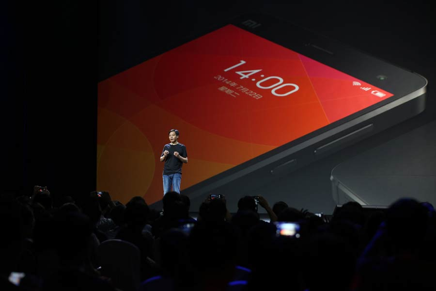 Xiaomi prepares for peak sales period with its new smartphone