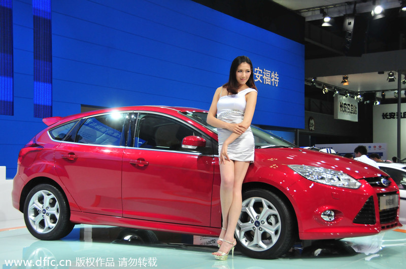 Top 10 best-selling cars in Chinese mainland in 2014[9]- Chinadaily
