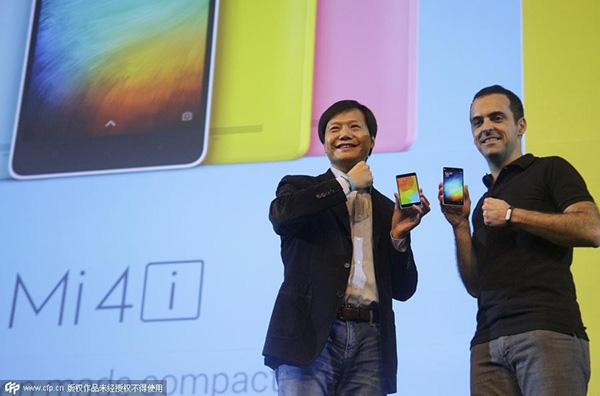 Top 5 Chinese smartphone vendors targeting India[4