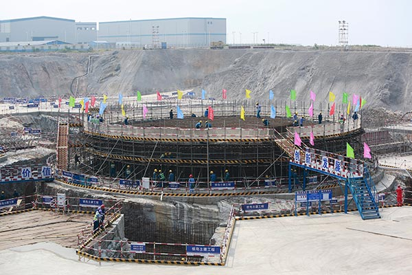 Fangchenggang China  city photos gallery : Thai company joins China's nuclear project Business Chinadaily.com ...