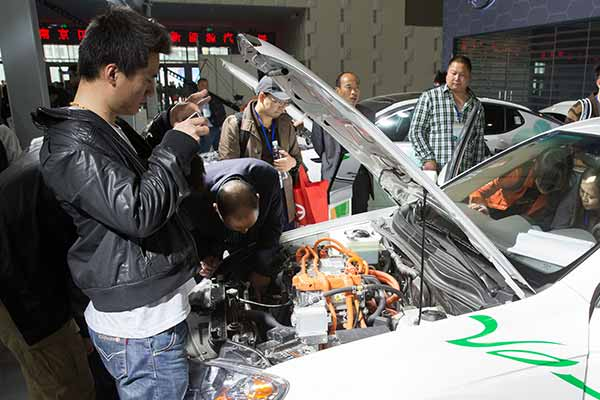 Top 10 events between Shanghai and Beijing auto shows