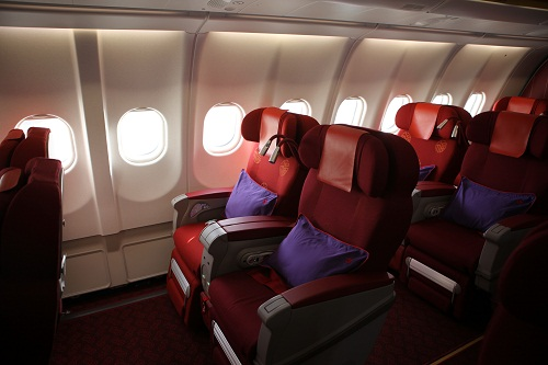 Hong kong airlines launch all club class london flight tourism boom expected - Delta airlines hong kong office ...