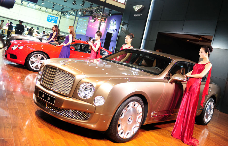 Luxury car sales in overdrive |Motoring Flash ...