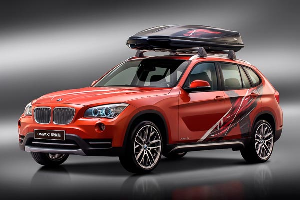 bmw releases x1 exploration version 1. Black Bedroom Furniture Sets. Home Design Ideas