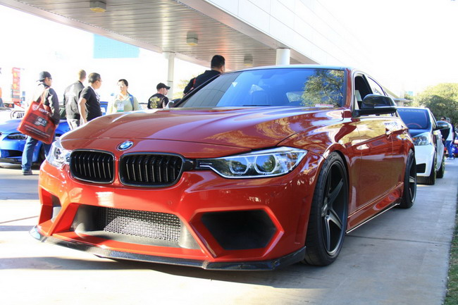 Modified Bmw Cars At Sema Show