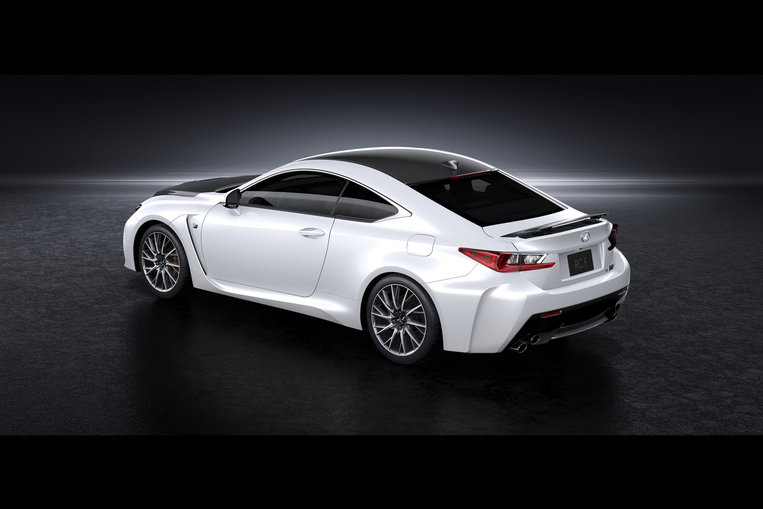 Lexus RC F GT3 Concept to debut the world in Geneva[2]- Chinadaily ...
