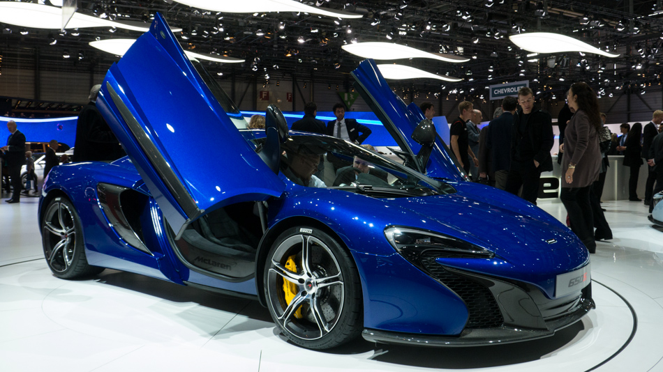 Hot new cars at Geneva Motor Show 2014[6]- Chinadaily.com.cn