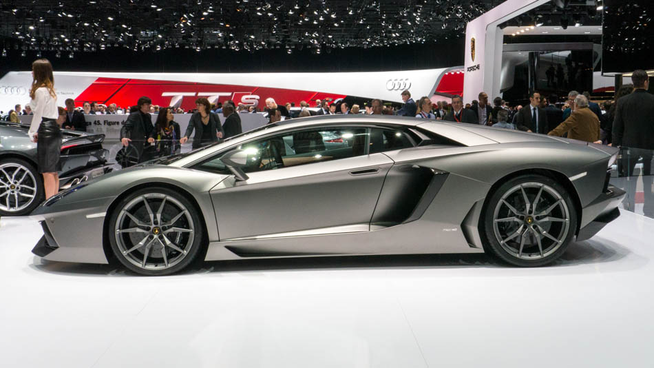Attractive Top Luxury Sports Cars At Geneva Motor Show
