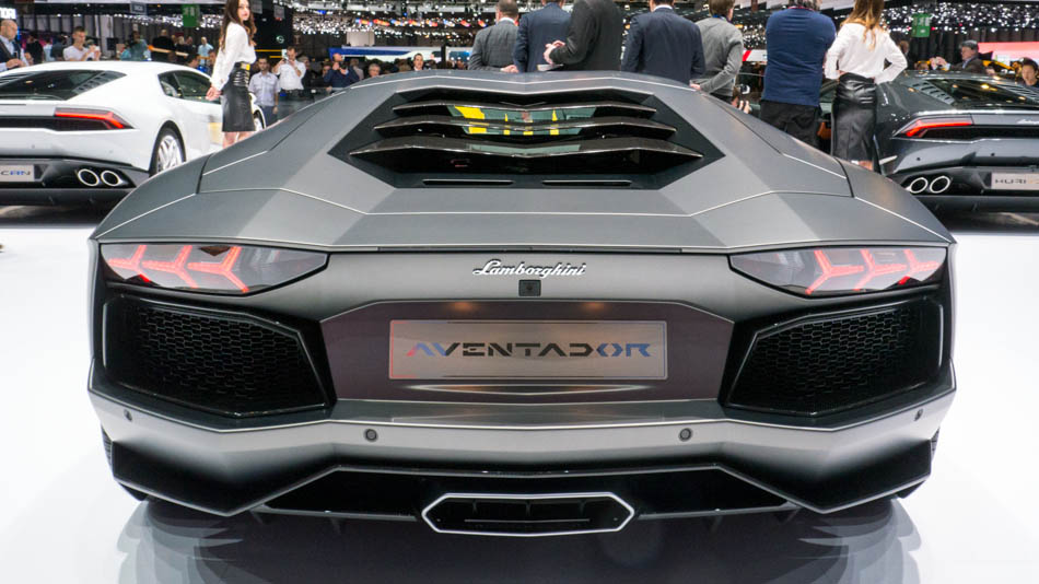 Perfect Top Luxury Sports Cars At Geneva Motor Show