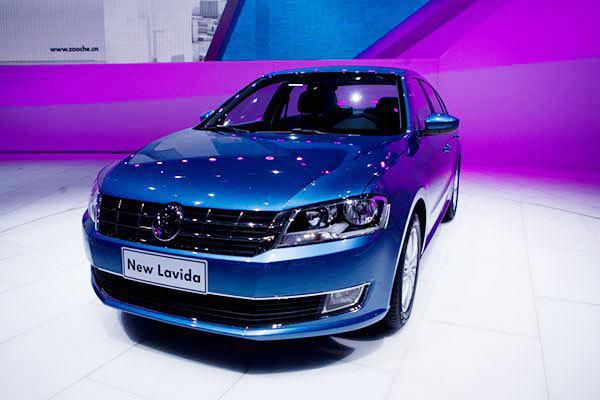Top 10 Best-selling Cars In Chinese Mainland[9
