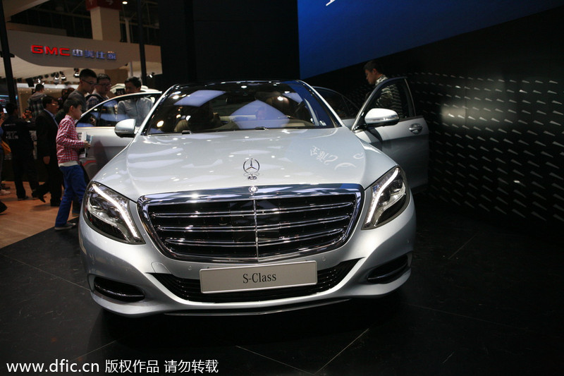 Top 10 newest ultra luxury cars[8]- Chinadaily.com.cn