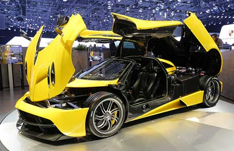 Top Most Expensive Cars Driving Transformers Chinadailycomcn - Expensive cars