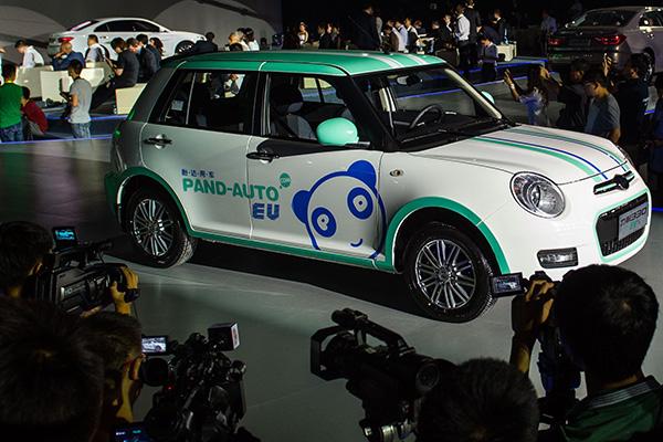 За год в Китае было продано более 250 тысяч электромобилей