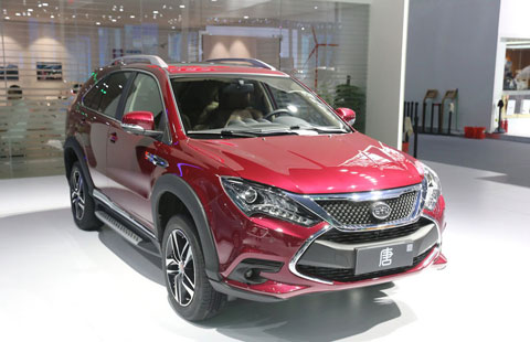 Top Five Best Ing Chinese New Energy Cars In Q1