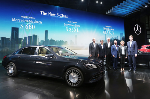 Mercedes Cultivates Retion For Excellence