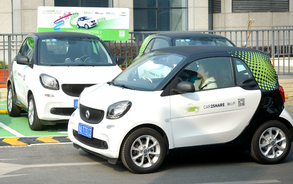 Car2go Expects Big Growth In Vehicle Sharing Market Business