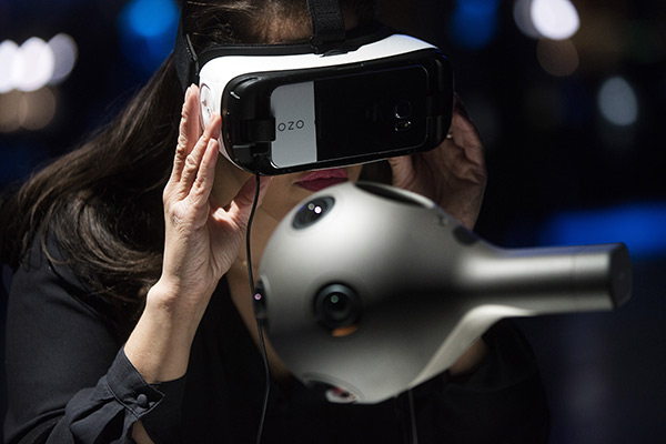 Snapshots of virtual reality with Nokia camera - Business