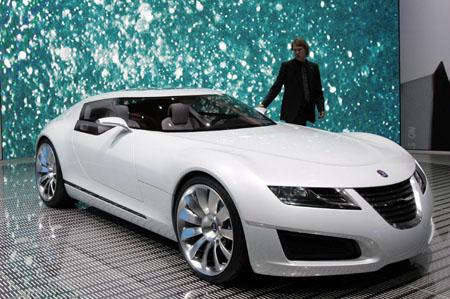 Shanghai GM enlists Saab in drive into luxury car sector